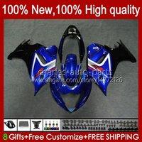 Corpo para suzuki katana gsxf 650 gsxf650 gsx650f stock blue blk bodyworks 18hc.11 GSX-650F 2009 2010 2011 2012 2013 2014 GSX 650F GSXF-650 08 09 10 11 12 13 14