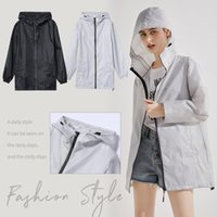 Raincoats Adult Universal Fashion Lightweight Portable Solid Color Short Raincoat For Outdoor Running Cycling And Camping