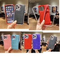 Business Cases PU Cover Luxury 3in1 TPU 2.0mm With Airbags Shockproof for iPhone13 12 11 XR XS 8 SamsungGalaxyS21 PLUS Ultra A11 A01 A12 A32 A71 A52 Xiaomi SHSCASE
