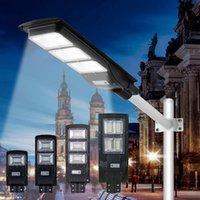 2020New Solarlicht 3 Modi Wasserdichte IP65 PIR Motion Sensor LED Garten Lichter Outdoor Straßenlaternen