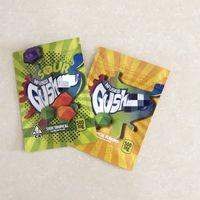600mg candy Baribo gummy bags warheads edibles packaging 420 mylar bag trrlli trolli rope airheads oneup