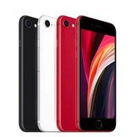 تم تجديده الأصلي الأصلي مستعمل Apple iPhone SE 2 الهواتف الذكية 4.7 بوصة 3G RAM 64GB / 128GB ROM HEXA Core الهواتف المحمولة