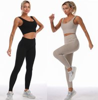 Designer Yoga Sportwear Trainingsanzüge Fitness BH Short T-Shirt Crop Tops Leggings Outdoor Outfits Sport Hosen Gymnastik Tragen Kleidung Anzug Yogaworld Runing Training Set Set