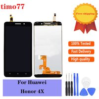 Pannelli OEM per Huawei Honor 4x 5A Display LCD Touch Screen con assemblaggio Digitizer Test di alta qualità rigorosamente