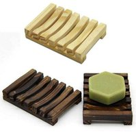 Tragbare Holz Seifenschale Filter Seifenkasten Holzkohle Seife Rack Tablett Bad Dusche Tragen Bügelhalterung Home Regale Lagerablage
