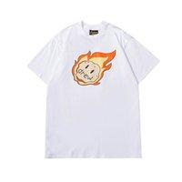 Mens T Shirt Justin Bieber Asteroid Meteor Drew House Yüksek Sokak Kısa Kollu T-Shirt Üst Rahat Moda Erkek Giyim