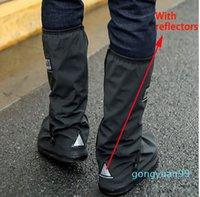 Водонепроницаемые оболочки для обуви Водонепроницаемый многоразовый мотоцикл на велосипеде велосипед ботинок дождевой обувь обложки с перегревами в розницу и оптом