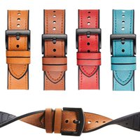 Suitable for Huawei Samsung GT2 Smart Straps Watchband Silicone Leather Watch Strap 20 22mm