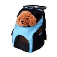 Dog Car Seat Covers Pet And Cat Outdoor Travel Sling Bag, Breathable Mesh Back Bag Handbag, Universal For Dogs Cats