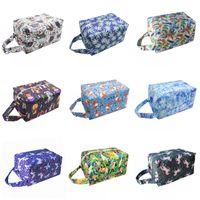 [Mumsbest] многоразовый многоразовый подгузник подгузники детские пеленки сумки сумки подгузники Организатор коляска подгузник сумка для пн 10-15 шт. 2407 v2