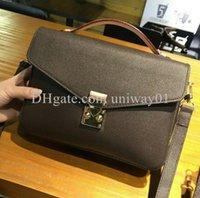 Frau Handtasche Bag Datum Code Seriennummer Qualität Leder Frauen Geldbörse Messenger Schulter Körper Blume Klassische Mode