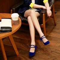Ladies High Heels With Bow- knot Wedge And Suede Pointed Toe ...