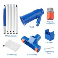 Pool & Accessories Clean Funds For Swimming Pools Robots Machine Cleaning Vacuum Brush Cleaner Tool With Rubber