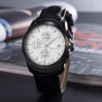 La plate-forme de montre est populaire, Quartz Regarder pas cher