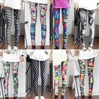 Women's Pants & Capris Highly Elastic Leg Fashion Leggings Sexy Casual Warmer Female Colorful Lady Outdoor Wear Trousers Womens