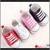 Baby, & Maternity Drop Delivery 2021 Born Baby First Walkers Spring Autumn Boys Girls Kids Infant Toddler Classic Sports Sneakers Soft Soled