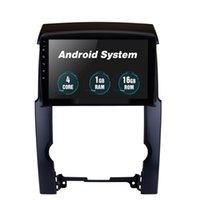 KIA Sorento 2009-2012 GPS 네비게이션 자동 스테레오 WIFI 음악에 대한 10.1 인치 HD 터치 스크린 자동차 DVD 안 드 로이드 라디오 플레이어