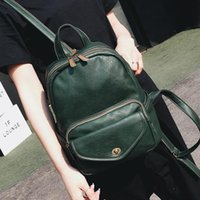 New Arrivals top qualityDORANMI Vintage Women Schoolbag Fashion Backpacks Brand Designed Daypacks Travel Large Laptop Shoulder Bag Mochila S