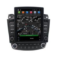 Car Dvd GPS for Honda Accord Player with Built-in Navigation Vertical Screen Support Steering Wheel Control 3G Carplay Rearview