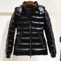 Womens 다운 재킷 겨울 파카 캐주얼 코트 야외 따뜻한 깃털 겨울 방풍 재킷 Hoodie 두꺼운 고급 숙녀 짧은 코트 후드