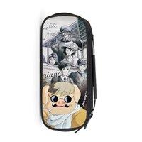 Geldbörsen, die temperamentvolle Tonari kein Totoro-Schloss in den Himmel Jungen Mädchen Cartoon Bleistift-Case-Tasche Taschen Kinderstift Kinder Geldbörse Brieftasche