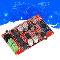 TDA7492P Wireless Bluetooth 4.0 Audio Receiver Power Amplifier Board Module with AUX input and Switch Function