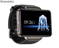 "DM101 Android Smart Watch Touch Screen Tracker Sleep Tracker WiFi SmartWatch DM101 Long аккумулятор срок службы 3G Цвет GSM Electronic 2.0-2.9 """