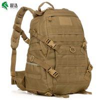 حقيبة تسلق الجبال في الهواء الطلق حقيبة TAT التكتيكية في الهواء الطلق الرياضة الترفيه مروحة العسكرية التمويه الظهر