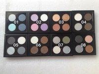 أعلى جودة العلامة التجارية ماكياج 4 ألوان عينيه لوحة ظلال العيون مسحوق 10 جرام