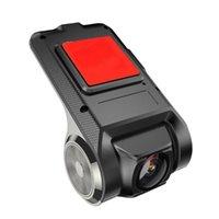 Cameras USB Driving Recorder U2Adas 1080P High Definition Car Dvr Camera Android Digital Video Night Vision