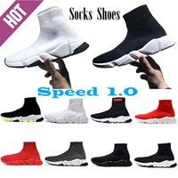 2020 designer sock sports speed 2.0 trainers trainer luxury women men runners shoes trainer sneakers hommes femme  femmes baskets  chaussures balenciaga balenciaca balanciaga