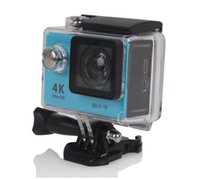 H9 Action Camera Ultra HD 4K 30fps WiFi 2.0-inch 170D Underwater Waterproof Helmet Video Recording Cameras Sport Cam Without SD card item