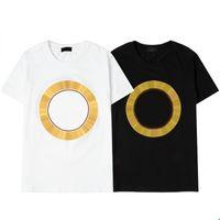 Erkek Kadın Tasarımcılar T Gömlek Moda Erkekler Rahat T-Shirt Adam Giyim Sokak Tasarımcısı Tees Şort Kollu Giysi Gömlek