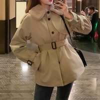 Cotton Padded Clothes Autumn Winter Loose And Versatile Long Short Heavy Jacket Pwomen's Ins Trend Women's Down & Parkas