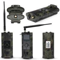 Wild Camera HC-700G Full HD 16MP 1080P Jagdpfad Kamera Video Nachtsicht 3G MMS GPRS Scouting Spiel Wasserdichte Wild Cam