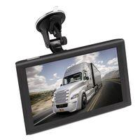 2021 HD 9 pulgadas Camión de navegación de automóvil GPS Navigator Auto Car Sat Nav 256MB + 8GB Mapas Wince 6.0 FM Bluetooth Avin Soporte Multi-Idiomas