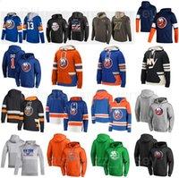 뉴욕 야 섬 풀오버 하키 재킷 40 세미 varlamov Hoody 53 Casey Cizikas 후드 레오 Komarov Hoodies Adam Pelech Sweatshirts 사용자 정의 이름