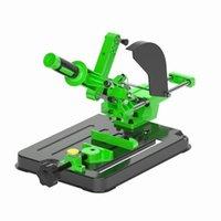 Angle grinder fixed polishing modified cutting machine table saw multifunctional desktop pull rod bracket SPGI