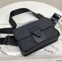 Mens Designer Shoulder Bag Fashion Lock Sling Crossbody Bags For Women Men Handbags Purses Waistbag Chestpack Luxury Fannypack Wallet 21ss