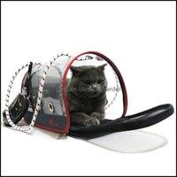 Cat Pet Parts Home Gardencat Носители, Ящики Дома Дома Сумка складной CARE CAGE CAGE Складной Crate Bag Cute Gatos Mochila SAC DE TRASSP