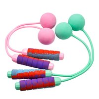 Jump Ropes Skipping Rope Cordless Fitness Sports Rope Gravity Ball Wireless Indoor And Outdoor Dual-Use