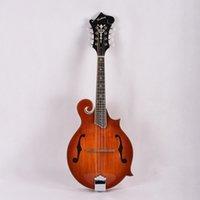 Sentirse Handmade F Style Mandolin F40 Western Instrument, Factory Direct