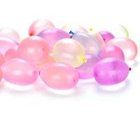 111 adet Balon Renkli Sular Dolgulu Balonlar Yaz Çocuk Bahçe Plaj Parti Açık Havada Çocuklar için Su Balonları Oyun Oyunları Oyuncaklar 07