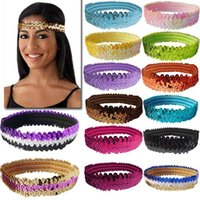 Sequin Headbands Free DHL Sweatband