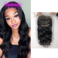 Yirubeauty Brazilian Virgin Hair 13X6 Lace Front Wig Body Wave 12-30inch Remy Natural Color Thirteen By Six Wigs