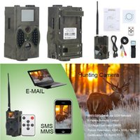Hunting Cameras Outdoor Camera Deer Trail HC-300M Full HD 12MP 1080P Video Night Vision MMS GPRS Scouting Infrared Game