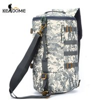 Sac à dos Multi Tactical Multi-Tactical Military Camouflage Suitcase Chasse Sports de montagne Sports à bagages Sac de camping XA228-1WD Y200920