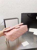 Mode Designer Frauen Tasche Kette Crossbody Messenger Umhängetaschen Gute Qualität Leder Geldbörsen Damen Handtasche Box Original Paket