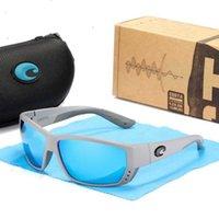 75٪ خصم النظارات الشمسية سمك التونة زقاق كوستا TR90 الإطار الاستقطاب الرجال العدسة معاصفات الحرائق تصميم المطاط غطاء ركوب السمك D706 Saleglass