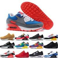 2017 جودة عالية عارضة الأحذية وسادة Max 90 kpu رجل كلاسيكي 90 عارضة أحذية المدربين رياضة رجل المشي الرياضية تنس أحذية